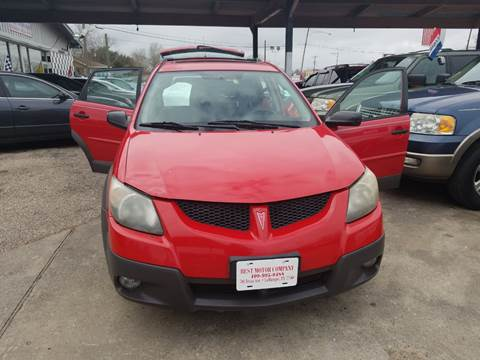 2003 Pontiac Vibe for sale in La Marque, TX