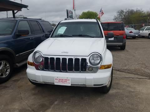 2006 Jeep Liberty for sale in La Marque, TX