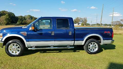 2008 Ford F-250 Super Duty for sale in Greenville, NC