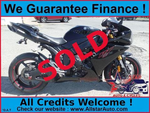 2008 Yamaha YZF-R1 for sale in Marlborough, MA