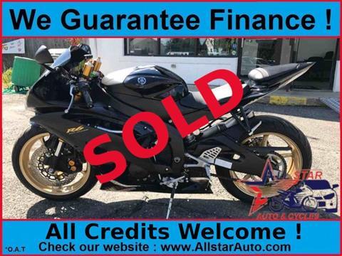 2009 Yamaha YZF-R6 for sale in Marlborough, MA