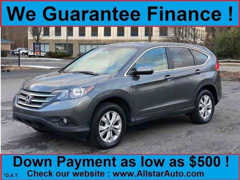 2013 Honda CR-V for sale in Marlborough, MA