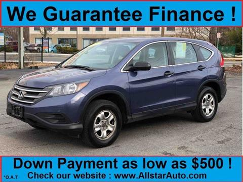 2014 Honda CR-V for sale in Marlborough, MA