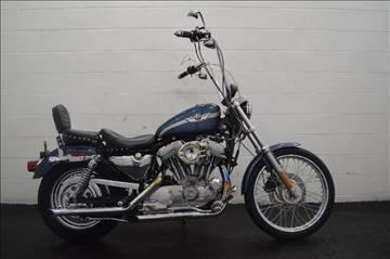 2003 Harley-Davidson Sportster for sale in Marlborough, MA