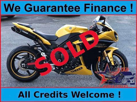 2009 Yamaha YZF-R1 for sale in Marlborough, MA
