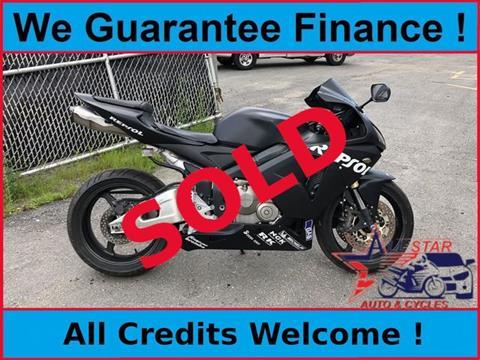 2006 Honda CBR600RR for sale in Marlborough, MA