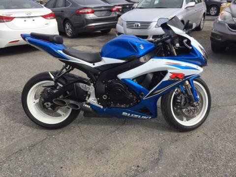 2009 Suzuki GSX-R600 for sale at All Star Auto  Cycle in Marlborough MA