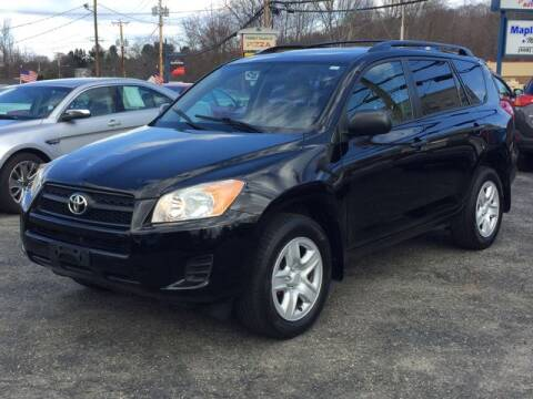 2010 Toyota RAV4 for sale at All Star Auto  Cycle in Marlborough MA