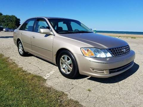 2003 Toyota Avalon for sale at Affordable Auto Sales of Kenosha in Kenosha WI