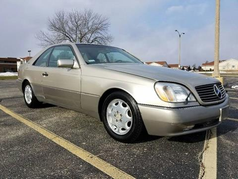 1996 Mercedes-Benz S-Class for sale at Affordable Auto Sales of Kenosha in Kenosha WI