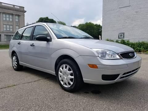 2007 Ford Focus for sale at Affordable Auto Sales of Kenosha in Kenosha WI