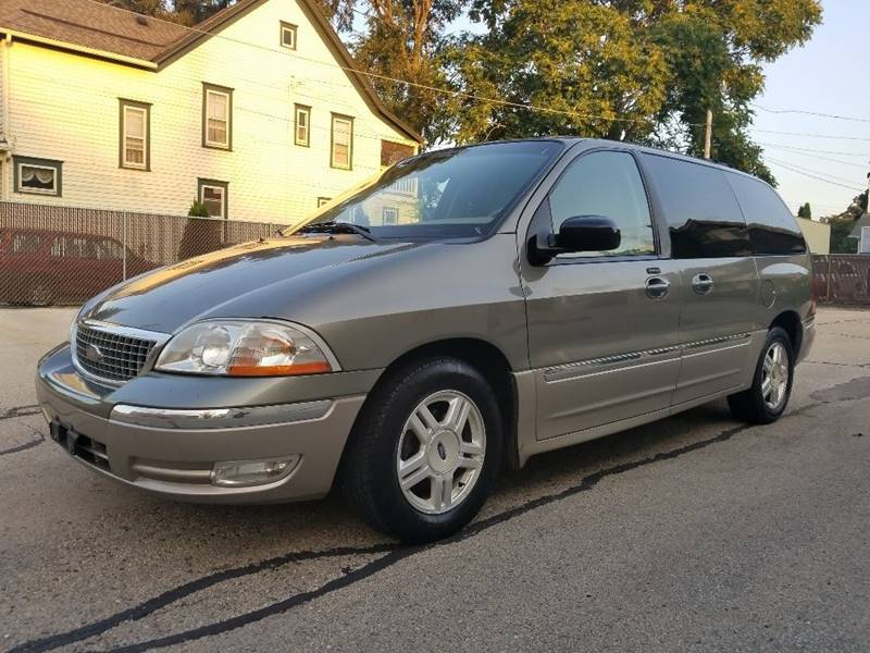 2003 Ford Windstar for sale at Affordable Auto Sales of Kenosha in Kenosha WI