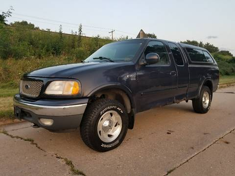 2001 Ford F-150 for sale at Affordable Auto Sales of Kenosha in Kenosha WI