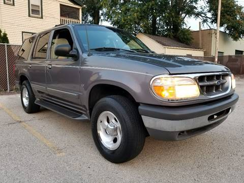 1998 Ford Explorer for sale at Affordable Auto Sales of Kenosha in Kenosha WI