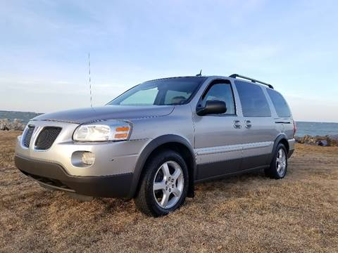 2008 Pontiac Montana for sale in Kenosha, WI