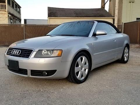 2003 Audi A4 for sale at Affordable Auto Sales of Kenosha in Kenosha WI