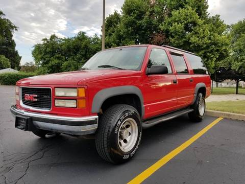 1996 GMC Suburban for sale in Kenosha, WI