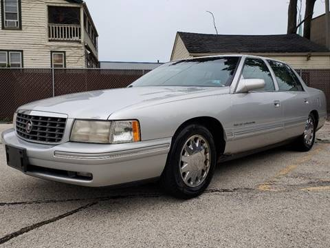 1999 Cadillac DeVille for sale at Affordable Auto Sales of Kenosha in Kenosha WI