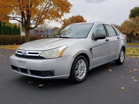 2008 Ford Focus for sale at Affordable Auto Sales of Kenosha in Kenosha WI