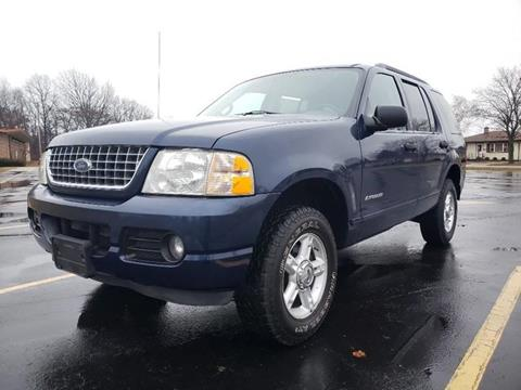 2005 Ford Explorer for sale at Affordable Auto Sales of Kenosha in Kenosha WI