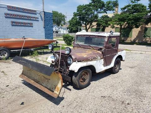 1965 Willys Jeep for sale at Affordable Auto Sales of Kenosha in Kenosha WI