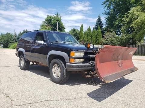 1995 Chevrolet Tahoe for sale in Kenosha, WI