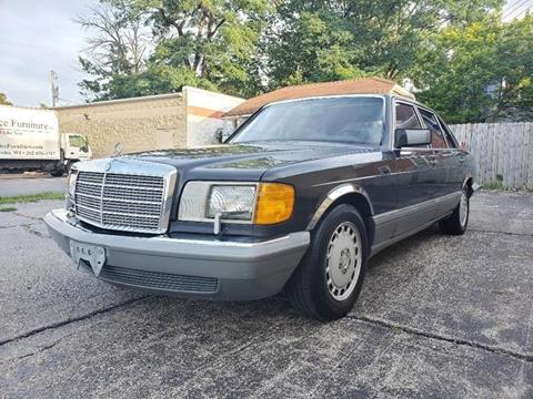 1987 Mercedes-Benz 300-Class for sale at Affordable Auto Sales of Kenosha in Kenosha WI