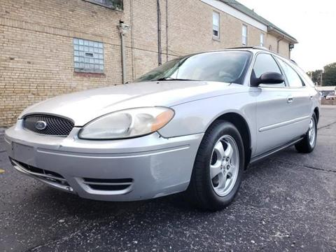 2005 Ford Taurus for sale at Affordable Auto Sales of Kenosha in Kenosha WI