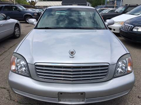 2000 Cadillac DeVille for sale at Affordable Auto Sales of Kenosha in Kenosha WI