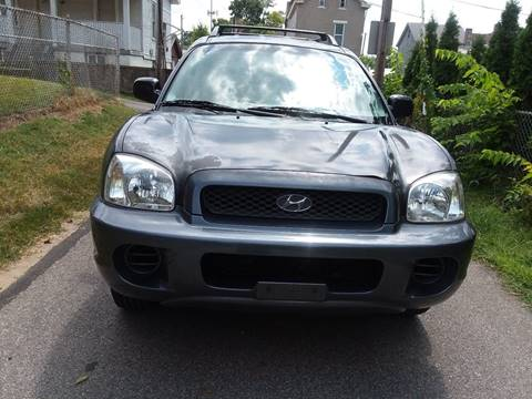 2004 Hyundai Santa Fe for sale in Cincinnati, OH