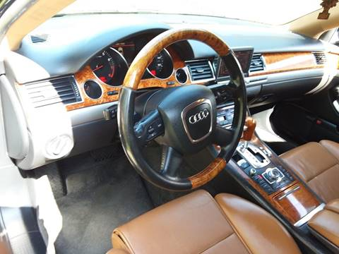 2007 Audi A8 L for sale at Car Kings in Cincinnati OH