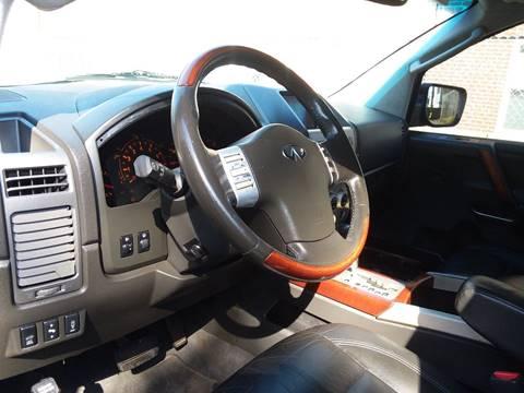2007 Infiniti QX56 for sale in Cincinnati, OH