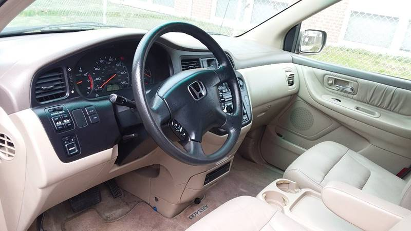 2003 Honda Odyssey For Sale At Car Kings International In Cincinnati OH