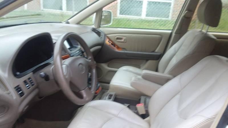 1999 Lexus RX 300 For Sale At Car Kings International In Cincinnati OH