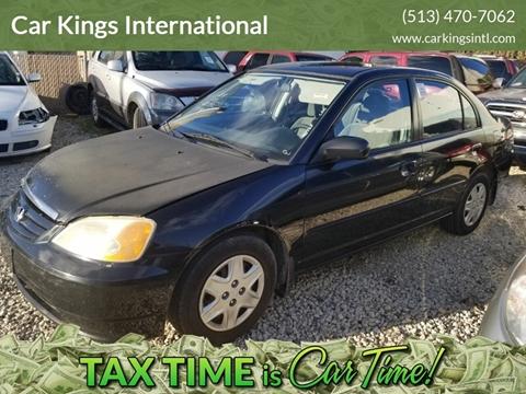2003 Honda Civic for sale at Car Kings in Cincinnati OH