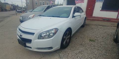 2012 Chevrolet Malibu for sale at Car Kings in Cincinnati OH