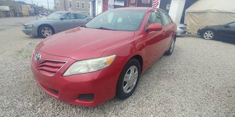 2010 Toyota Camry for sale at Car Kings in Cincinnati OH