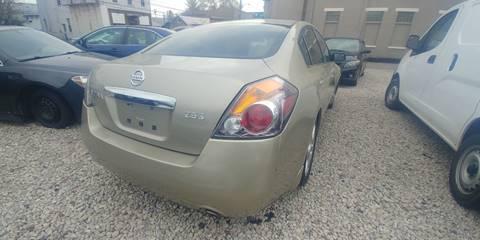 2010 Nissan Altima for sale at Car Kings in Cincinnati OH