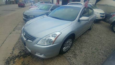 2012 Nissan Altima for sale at Car Kings in Cincinnati OH