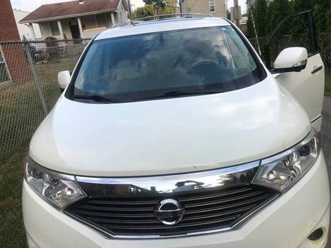 2014 Nissan Quest for sale at Car Kings in Cincinnati OH