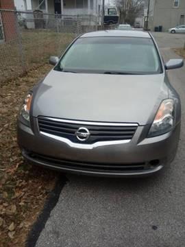 2009 Nissan Altima for sale at Car Kings in Cincinnati OH