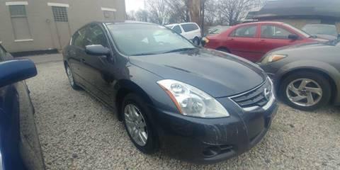 2008 Nissan Altima for sale at Car Kings in Cincinnati OH