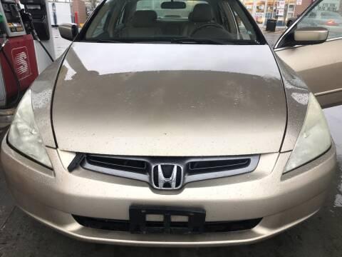 2005 Honda Accord for sale at Car Kings in Cincinnati OH