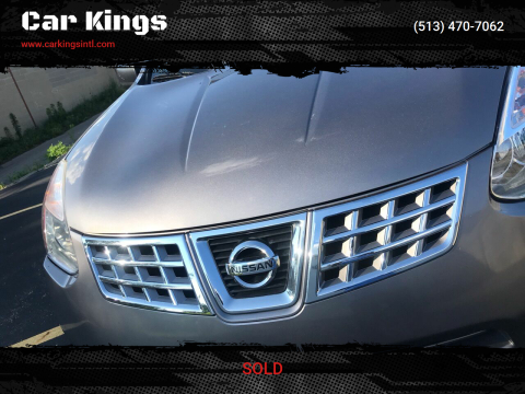 2010 Nissan Rogue for sale at Car Kings in Cincinnati OH