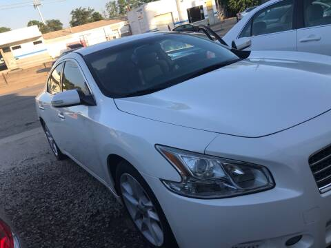 2010 Nissan Maxima for sale at Car Kings in Cincinnati OH