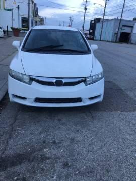 2010 Honda Civic for sale at Car Kings in Cincinnati OH