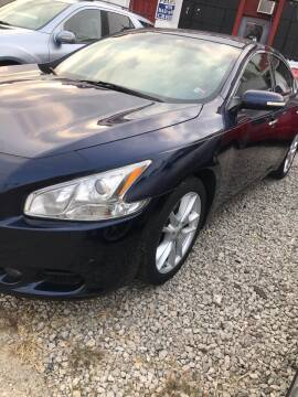 2009 Nissan Maxima for sale at Car Kings in Cincinnati OH
