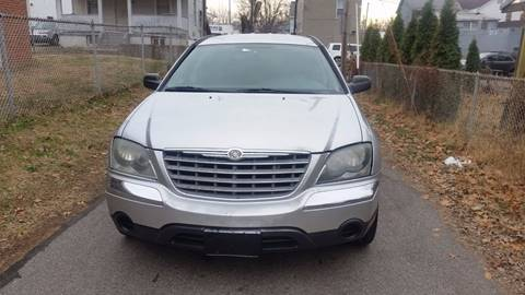 2005 Chrysler Pacifica for sale at Car Kings in Cincinnati OH