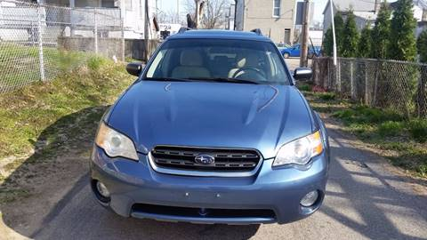 2007 Subaru Outback for sale at Car Kings in Cincinnati OH