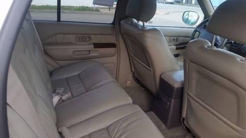 2000 Infiniti QX4 for sale in Cincinnati, OH
